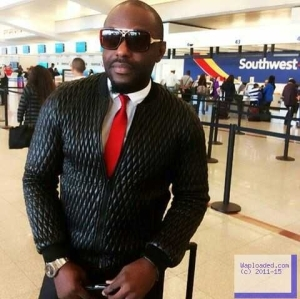 Nollywood Actor, Jim Iyke Shows Off Beardful Looks In New Photos